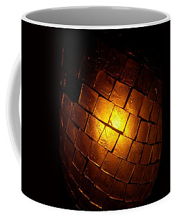 Coffee Mug featuring the photograph Tiffany Lamp by Robert Knight