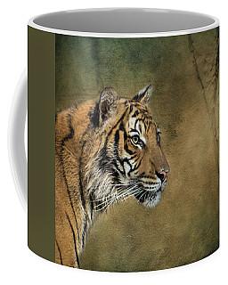 Tiger Art Coffee Mug