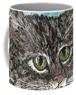 Tiger Cat Coffee Mug