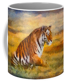 Tiger Dreams Coffee Mug by Aimelle