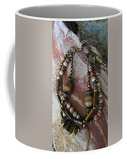 Tiger Eye #b004 Coffee Mug