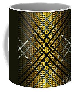 Tiger Eye Coffee Mug