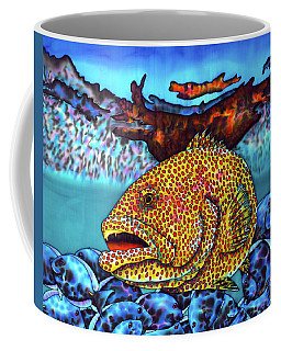 Tiger Grouper Fish Coffee Mug