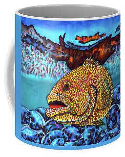 Tiger Grouper Fish Coffee Mug
