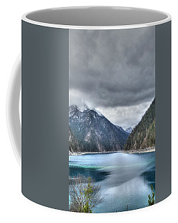 Tiger Lake China Coffee Mug