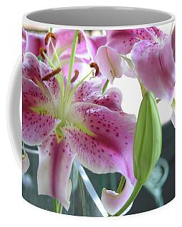 Tiger Lilies Coffee Mug