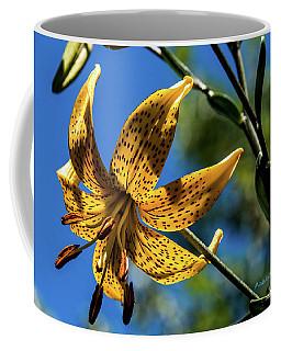Tiger Lily Loud And Proud Coffee Mug