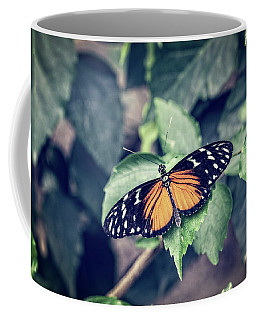 Tiger Longwing Butterfly Coffee Mug