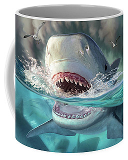 Tiger Sharks Coffee Mug