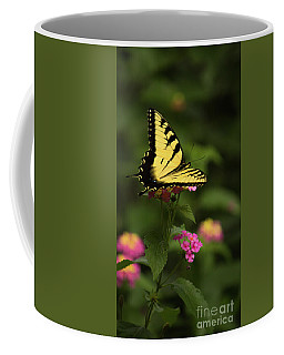 Tiger Swallowtail Coffee Mug