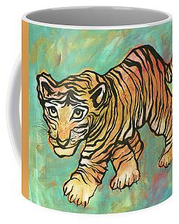 Tiger Trance Coffee Mug