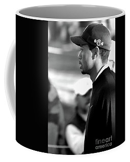 Tiger Woods Bw 2005 Coffee Mug