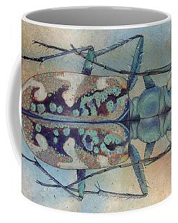 Tigerbeetlelandscape Coffee Mug