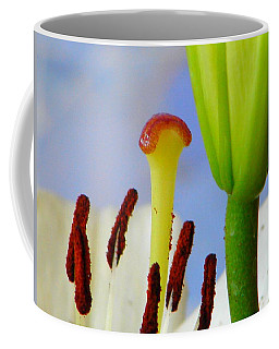 Tigerlily Close-up Coffee Mug by Ana Maria Edulescu