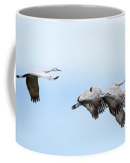 Tight Formation Coffee Mug