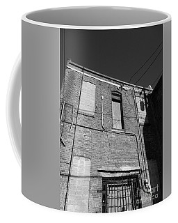 Tightrope My A.. Coffee Mug by Marie Neder