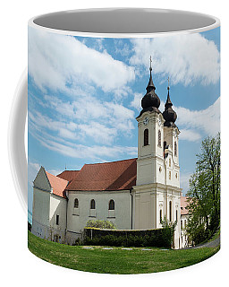 Tihany Abbey Coffee Mug by Steven Richman