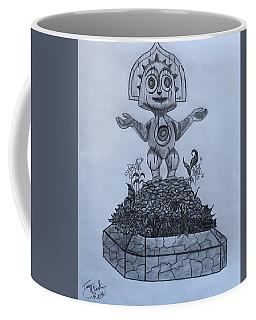 Tiki God Coffee Mug