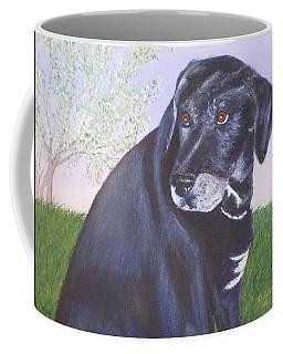 Tiko, Lovable Family Pet. Coffee Mug