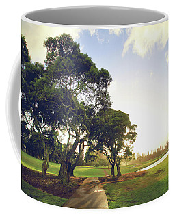 Coffee Mug featuring the photograph 'til I'm In Your Arms Again by Laurie Search