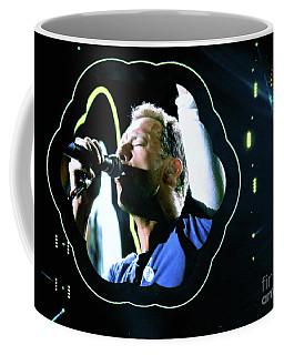 Chris Martin - A Head Full Of Dreams Tour 2016  Coffee Mug