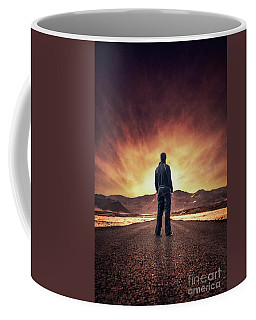 Till It Burns Coffee Mug