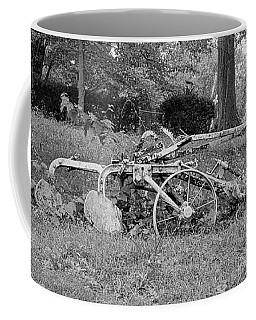 Coffee Mug featuring the photograph Tilla B W by Rob Hans