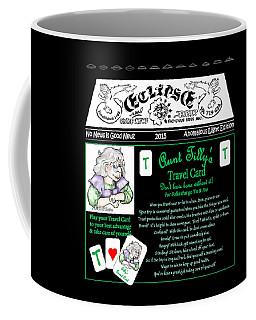 Real Fake News Tilly's Travel Card Coffee Mug