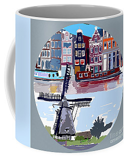 Tilting Windmills Coffee Mug