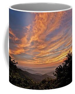 Timber Hollow Overlook Sunset 1 Coffee Mug