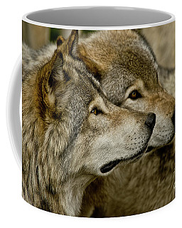Timber Wolf Picture - Tw284 Coffee Mug