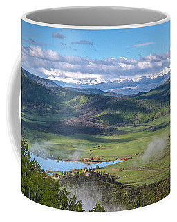 Timbers View  Coffee Mug