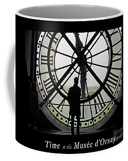 Time At The Musee D'orsay Coffee Mug