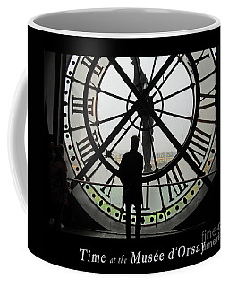 Time At The Musee D'orsay Coffee Mug