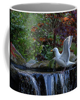 Time For A Bird Bath Coffee Mug