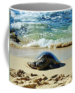 Time For A Rest Coffee Mug by Craig Wood