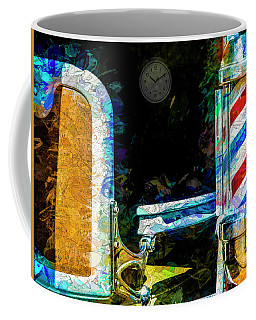 Coffee Mug featuring the photograph Time For A Trim by Paul Wear