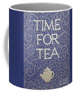 Time For Tea 2017 Coffee Mug