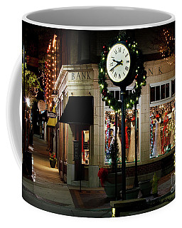 Coffee Mug featuring the photograph Time For The Holidays by Dennis Hedberg
