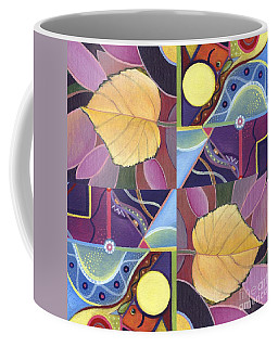 Time Goes By - The Joy Of Design Series Arrangement Coffee Mug