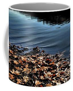 Time Hurries On Coffee Mug