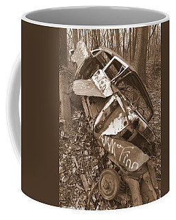 Time Machine Coffee Mug