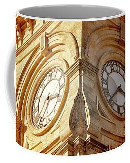 Time On My Side Coffee Mug