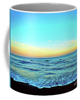 Time Passes By  Coffee Mug