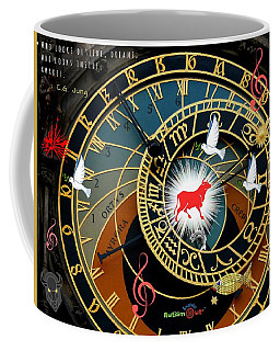 Time Stops Coffee Mug