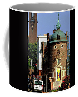 Time To Face The Harvard Lampoon Coffee Mug