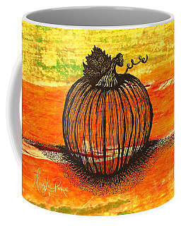 Time To Get Pumkin Coffee Mug
