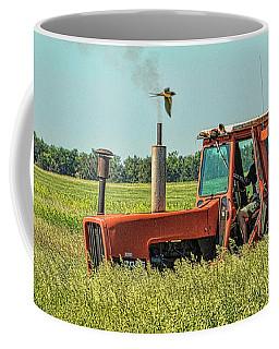 Time To Mow Coffee Mug