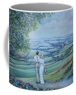 Time To Remember Coffee Mug by Rosemary Colyer