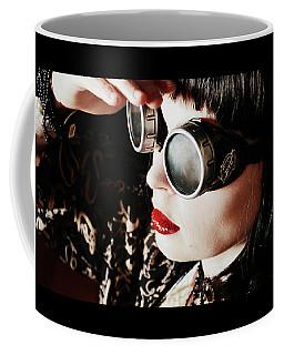 Time Traveling Beauty Coffee Mug